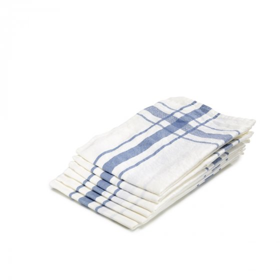 Libeco - Camaret Tea Towels, Jeans