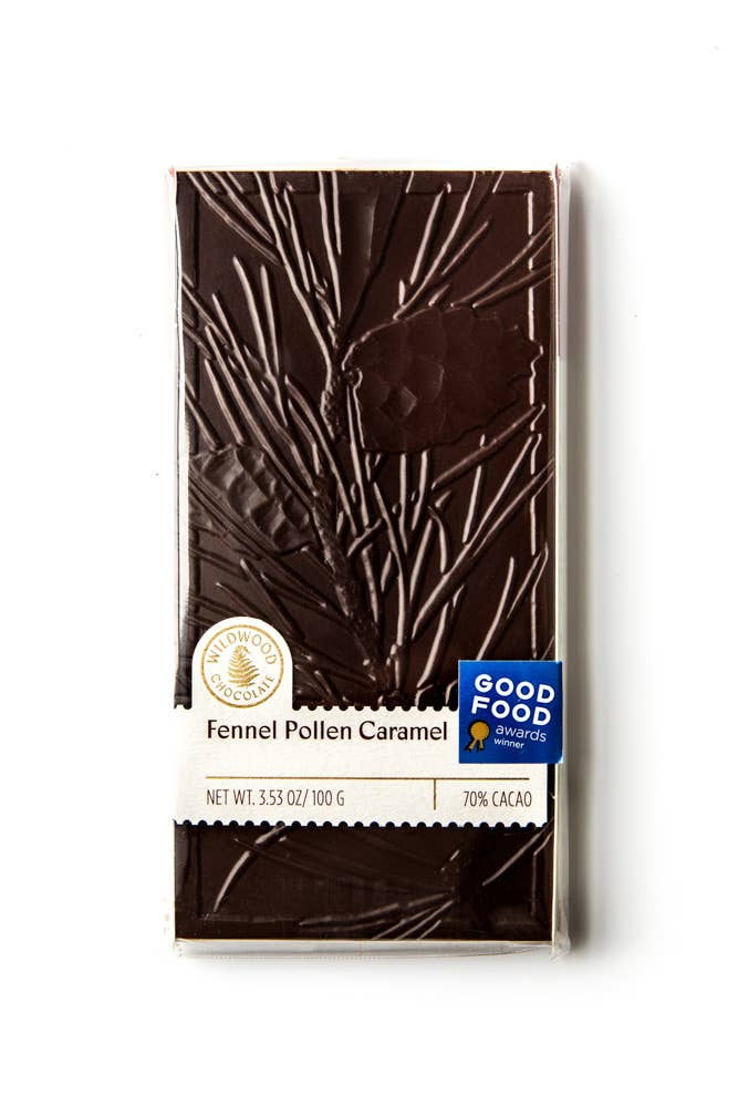 Wildwood Chocolate - Fennel Pollen Caramel