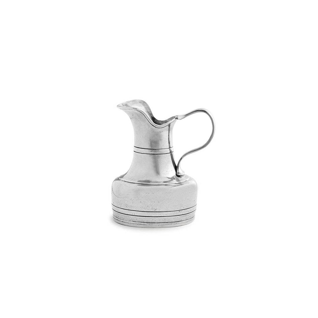 Arte Italica -  Peltro Small Oval Pitcher