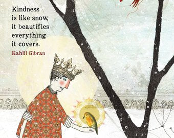 Sacred Bee Card No. 332 Kindness