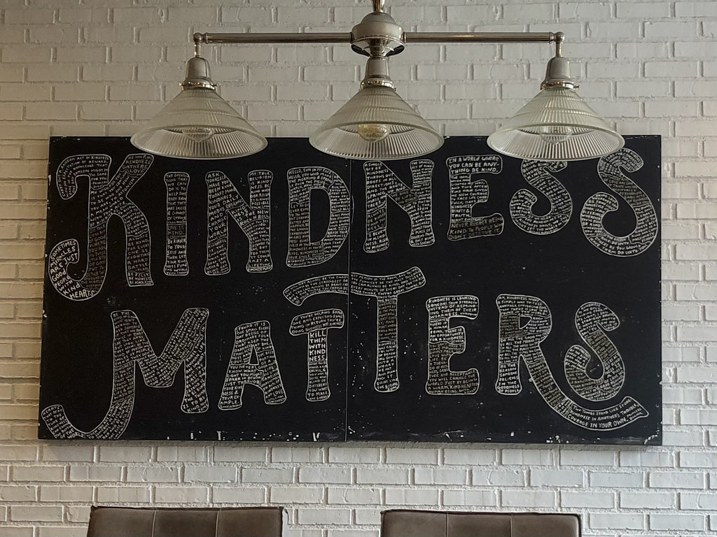 Sugarboo Art, Kindness Matters