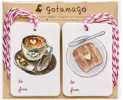 Gotamago - Foodie Love Tags