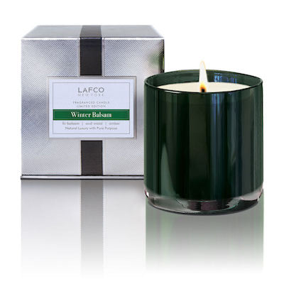 Lafco Candle Winter Balsam