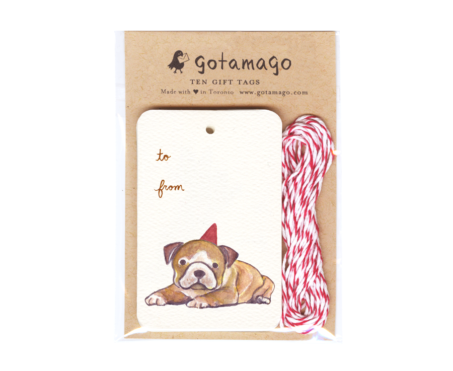 Gotamago - Party Dog Tags