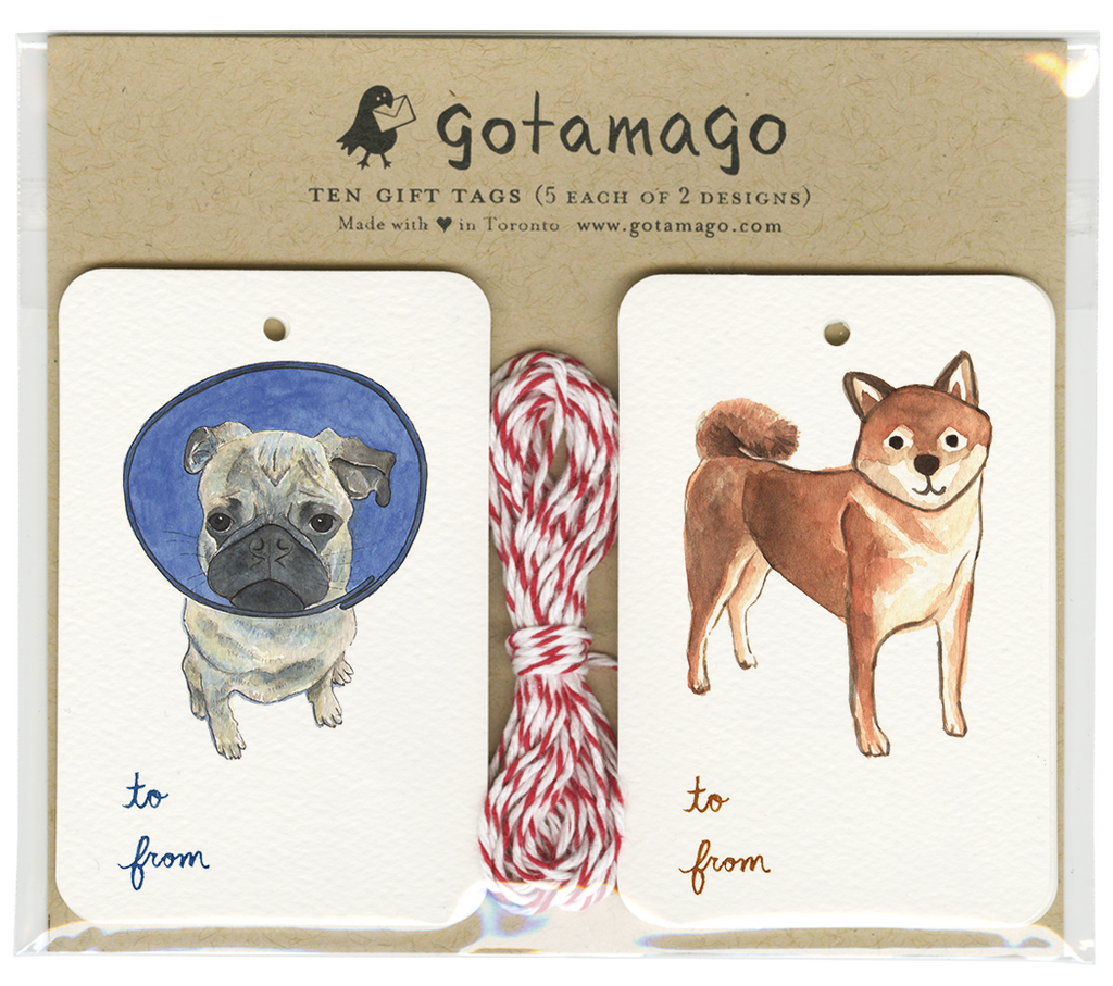 Gotamago - Dog Tags