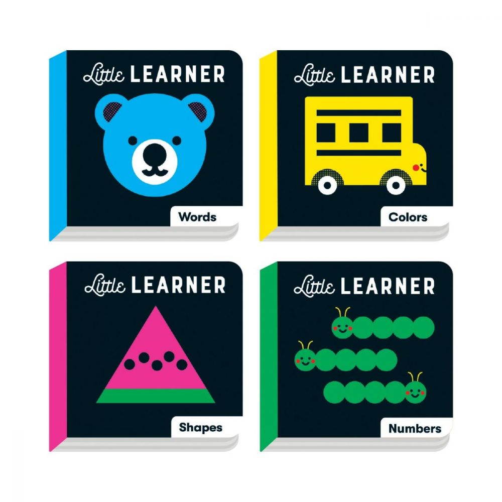 Mudpuppy - Little Learner Book Set