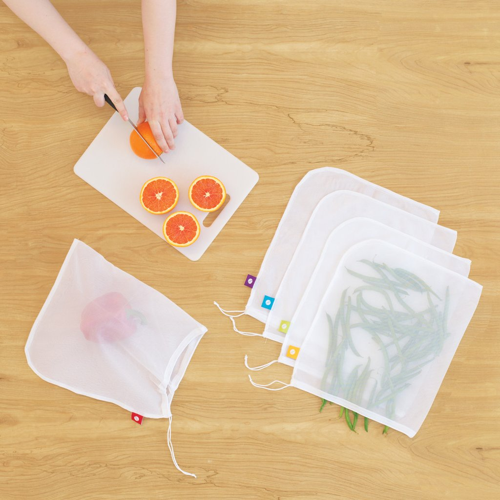 Flip & Tumble - Reusable Produce Bags