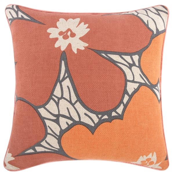Thomas Paul - Pop Flame Pillow 18""