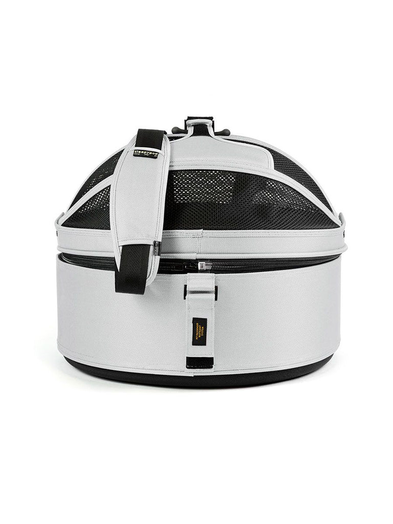 Sleepy Pod Dog/Pet Carrier - Arctic White