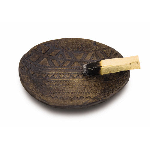 Skeem - Offering Bowl with 4 Palo Santo Wood Sticks
