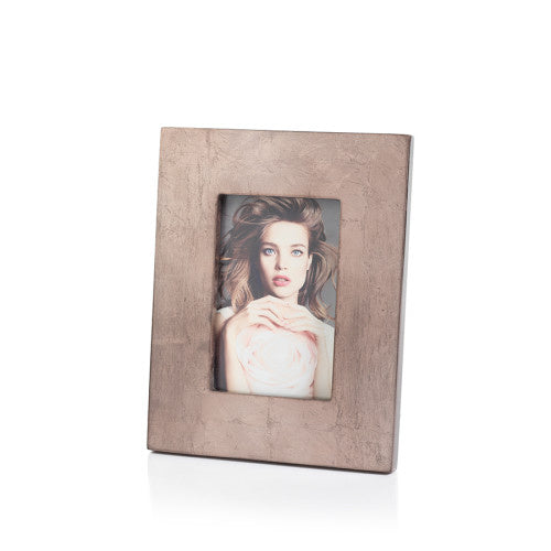 Zodax - Rose Gold Leaf Photo Frame