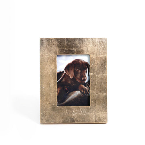 Zodax - Gold Leaf Photo Frame