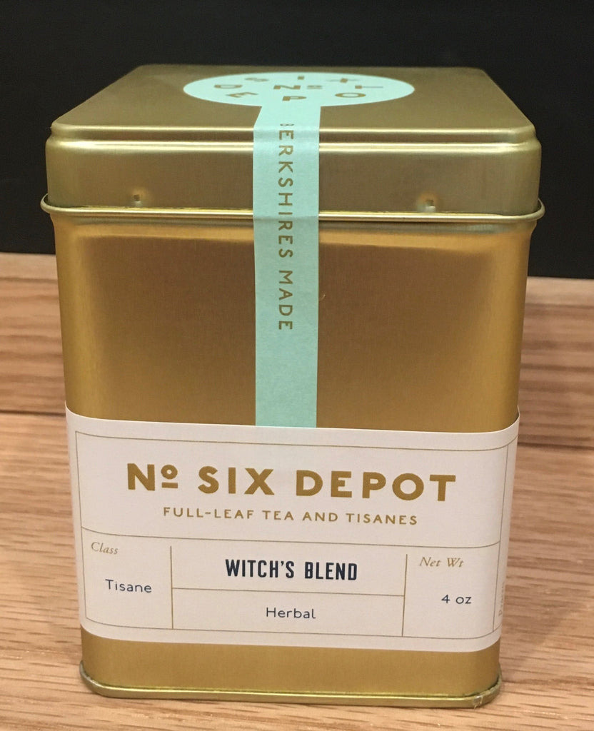 No. 6 Depot Tea - Witch's Blend Tea