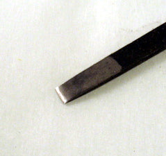 Wood Carving Tool - #1 Chisel Double Bevel