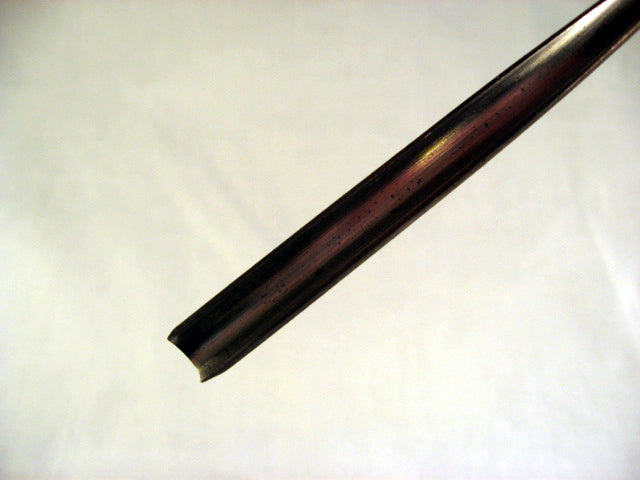 Wood Carving Tool - #10 Deep Gouge