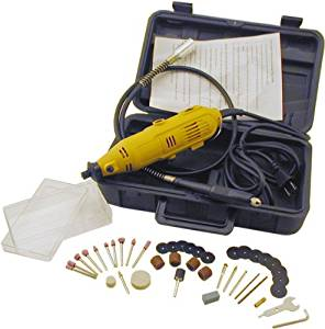 Rotary Tool Kit with 40 Accessories