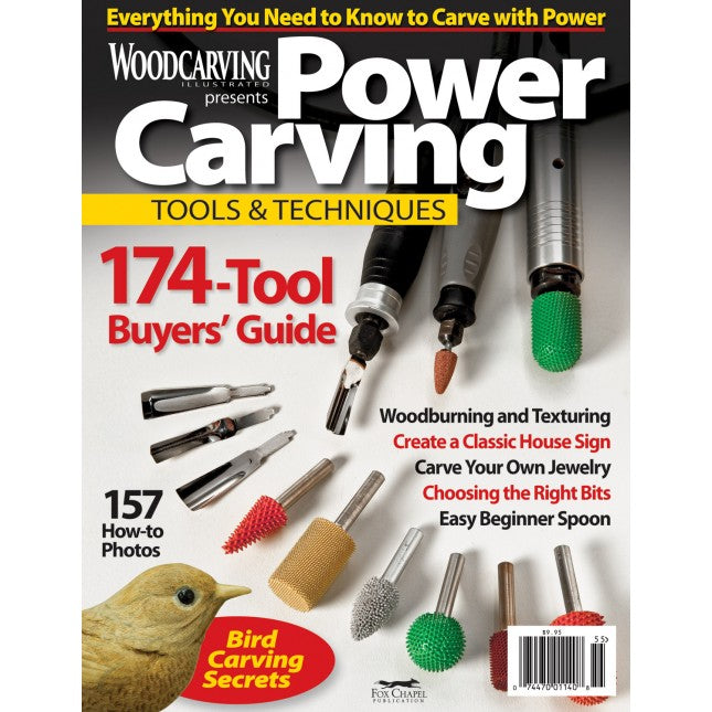 Power Carving Magazine
