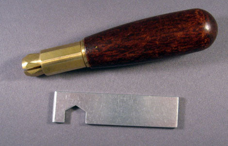 Warren Locking Standard Walnut Handle
