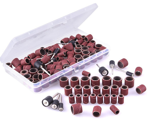 132 pc  Sanding Drum Kit