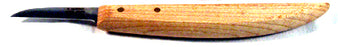 "Mountain Woodcarvers 1-7/8"" Carving Knife"