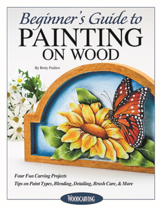 Beginner's Guide to Painting on Wood-Padden