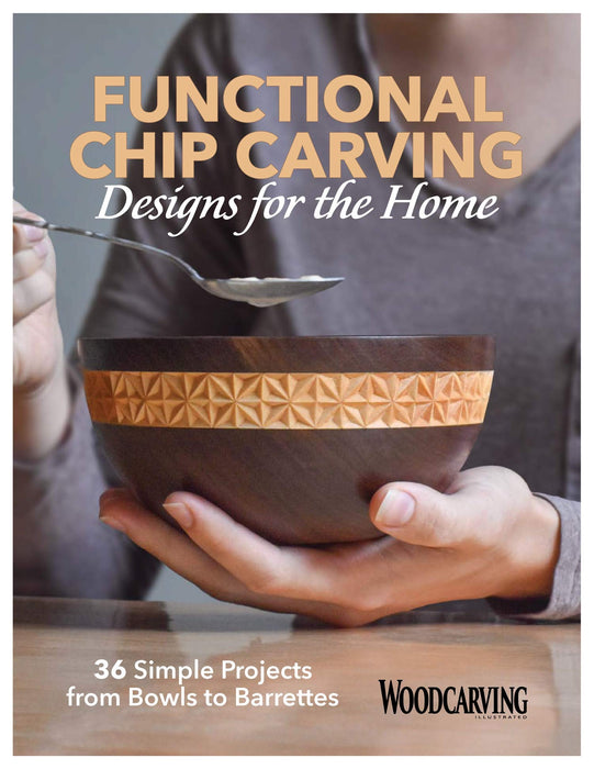 Functional Chip Carving-Designs for Home