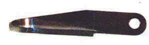 "Warren 5/16"" Blade - Right Hand Curved"