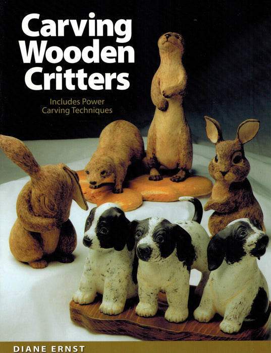 Carving Wooden Critters - Ernst