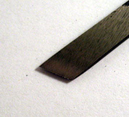 Wood Carving Tool - #2 Skew