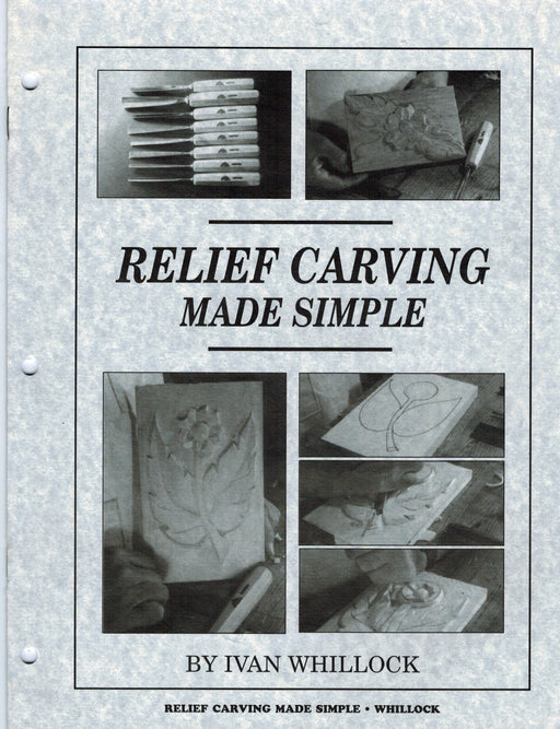Relief Carving Made Simple - Whillock