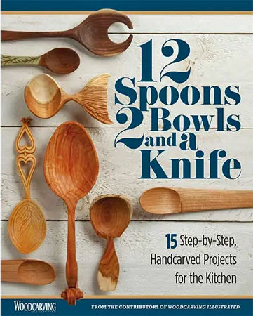 12 Spoons, 2 Bowls and a Knife- WCI