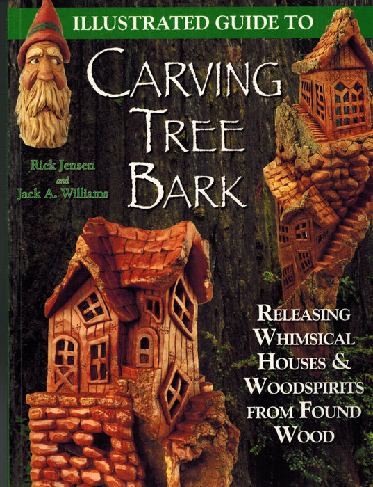 Carving Tree Bark - Jensen & Williams