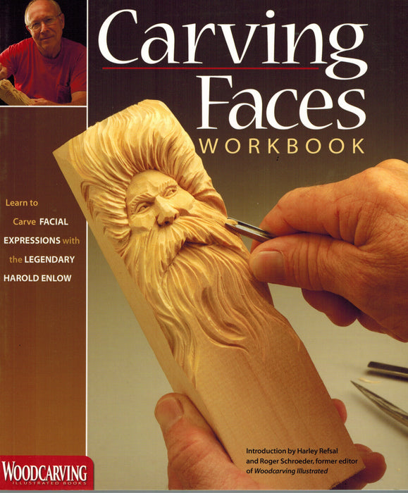 Carving Faces Workbook - Enlow