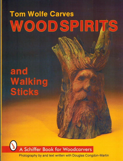 Woodsprirts and Walking Sticks - Wolfe