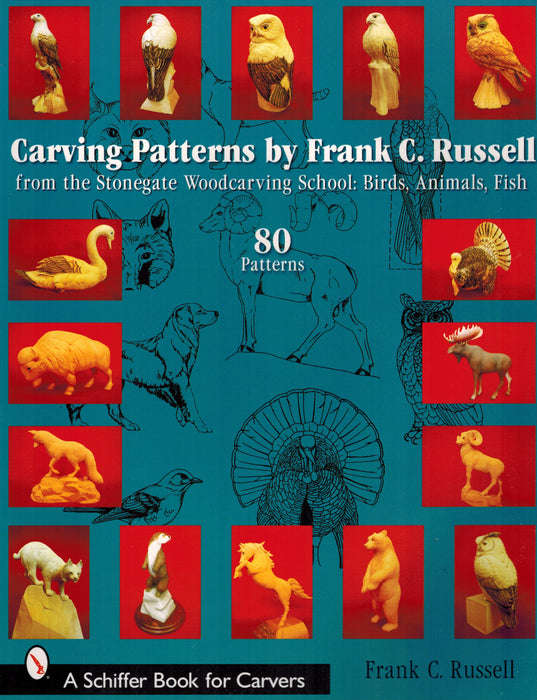 Carving Patterns - Russell