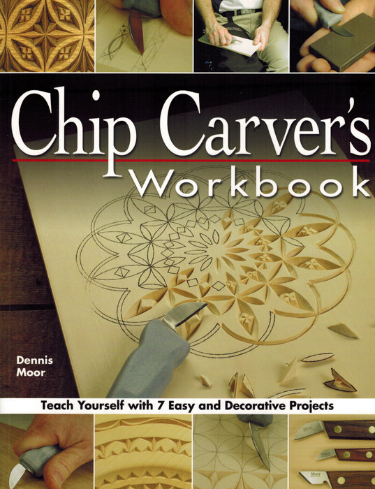 Chip Carvers Workbook - Moor