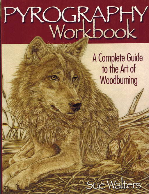Pyrography Workbook - Walters