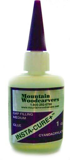 Glue for Woodcarvers & Woodworkers