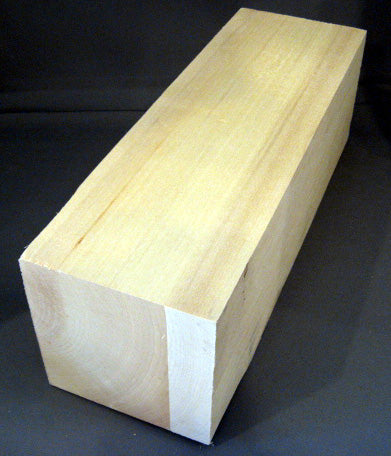 Basswood - Choose Your Size Here