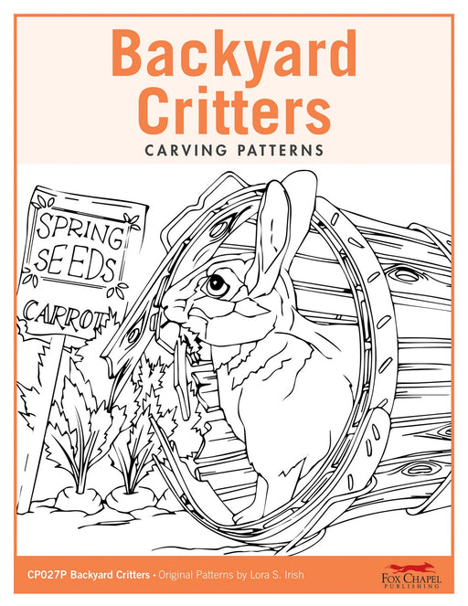 Backyard Critters Pattern Pack - Irish