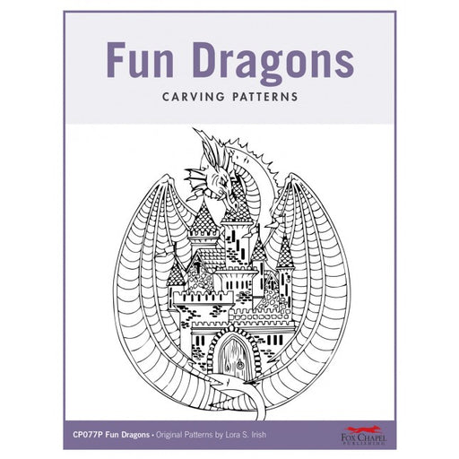 Fun Dragons Pattern Pack - Irish