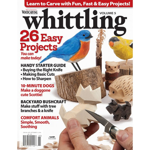 Whittling Magazine Vol 5