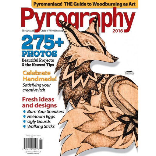 Pyrography Magazine Vol 5
