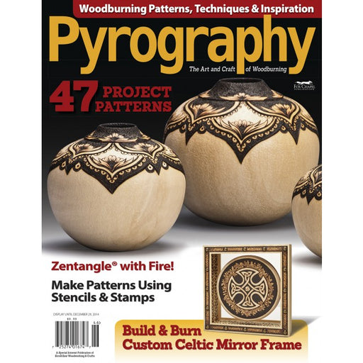 Pyrography Magazine Vol 4