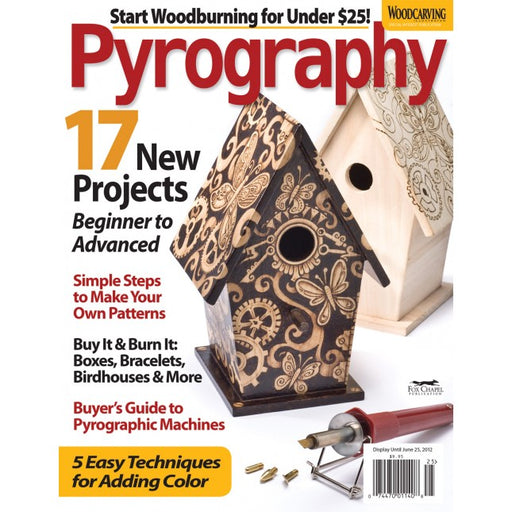 Pyrography Magazine Vol 2