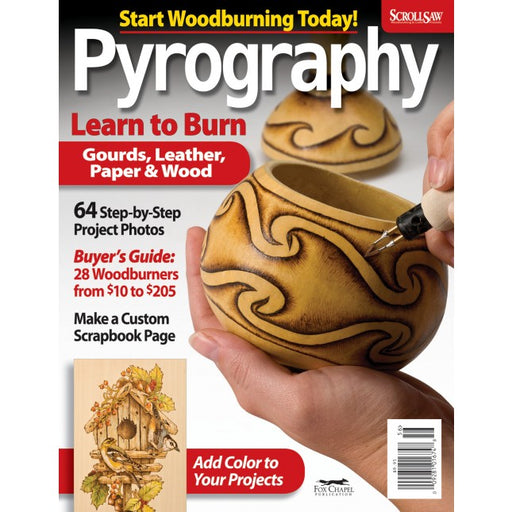 Pyrography Magazine Vol 1