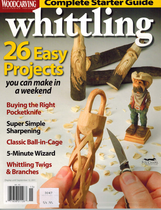 Whittling Magazine (2011)