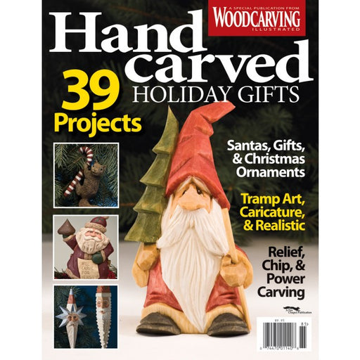 Hand Carved Holiday Gifts Magazine