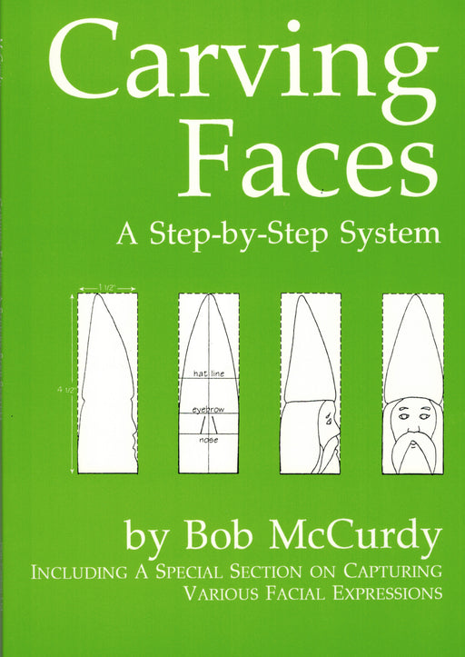 Carving Faces - McCurdy
