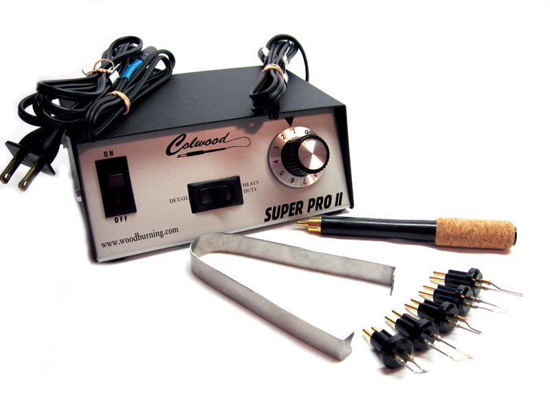 Colwood Super Pro II Package-Plastic Case
